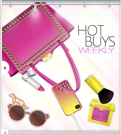 Des nouveaux Hot Buys déjà en magasins ! snapshot_2